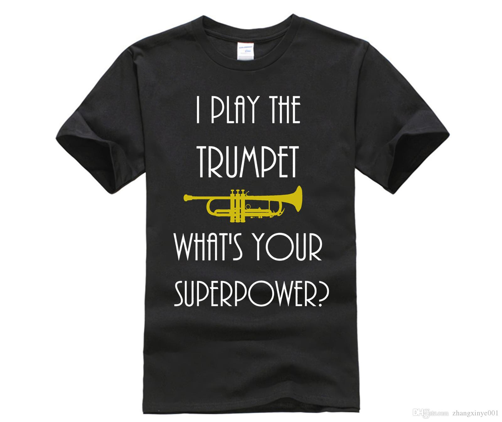 0014c2c51c Trumpet Shirt Gift For Trumpet Player Funny Trumpet Shirt Tee Shirt Deals  Online Shopping Tee Shirts From Zhangxinye001, $14.21| DHgate.Com