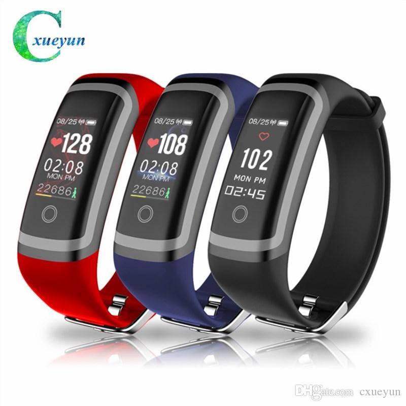 12794d605f7e Compre Pulsera Inteligente Impermeable Digital IP67 Silicona Reloj De  Pulsera Masculino Aplicación GPS Hombre Monitor De Ritmo Cardíaco Reloj  Deportivo ...