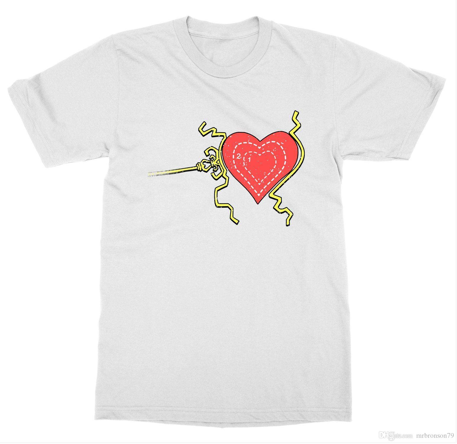 2e0ed146a1bb Grinch Heart 'How the Grinch Stole Christmas' T-Shirt Holiday Movie Xmas  Gift