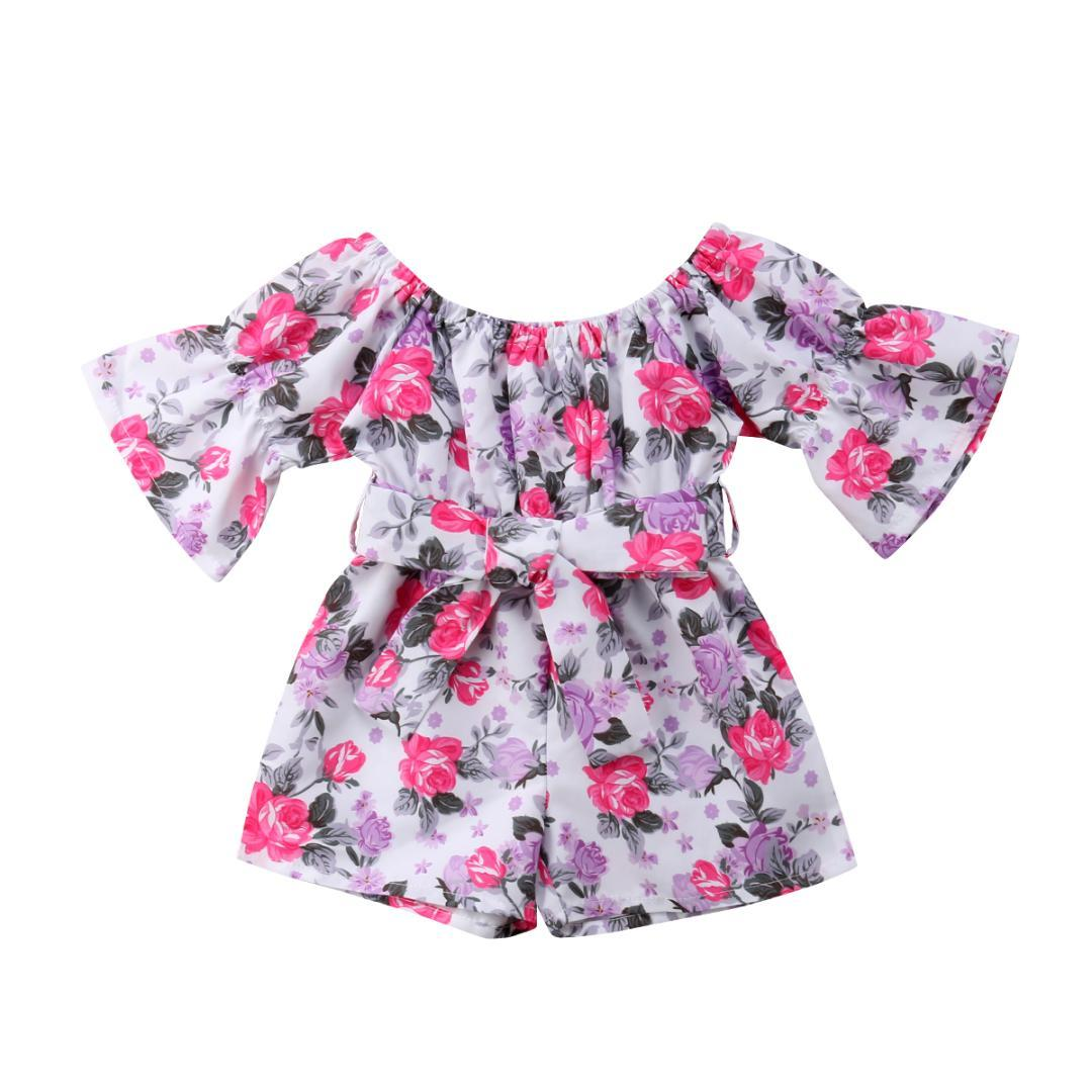 4c3ac8d17 2019 New Fashion Spring Summer Baby Girls Rompers Baby Girl Clothes ...