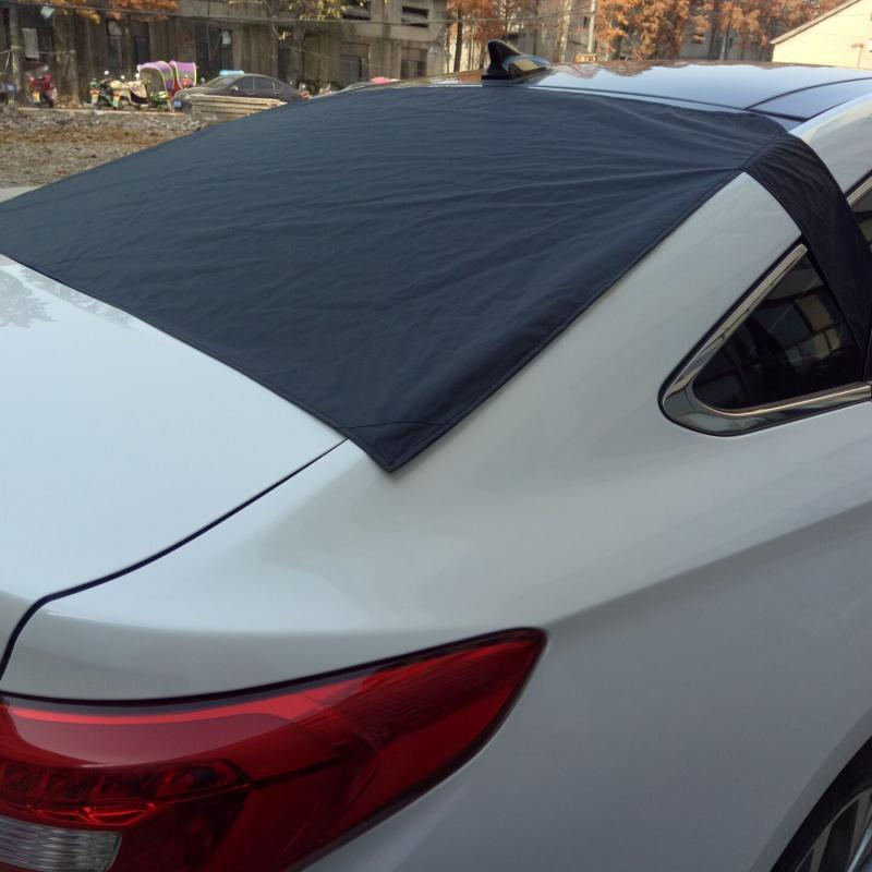 Car Rear Windshield Cover Snowstop / Frost Block / Anti-Smog Sun Protection High Quality