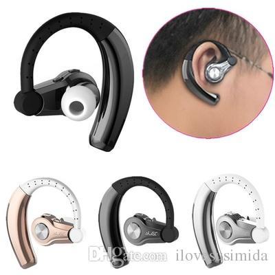 Auricolari Cellulari T9 Bluetooth V4.1 Cuffia Auricolare Senza Fili  Vivavoce Stereo Sport Guida Auricolare Con Microfono Noise Cancelling Smartphone  Con ... 5070ea5b4e57