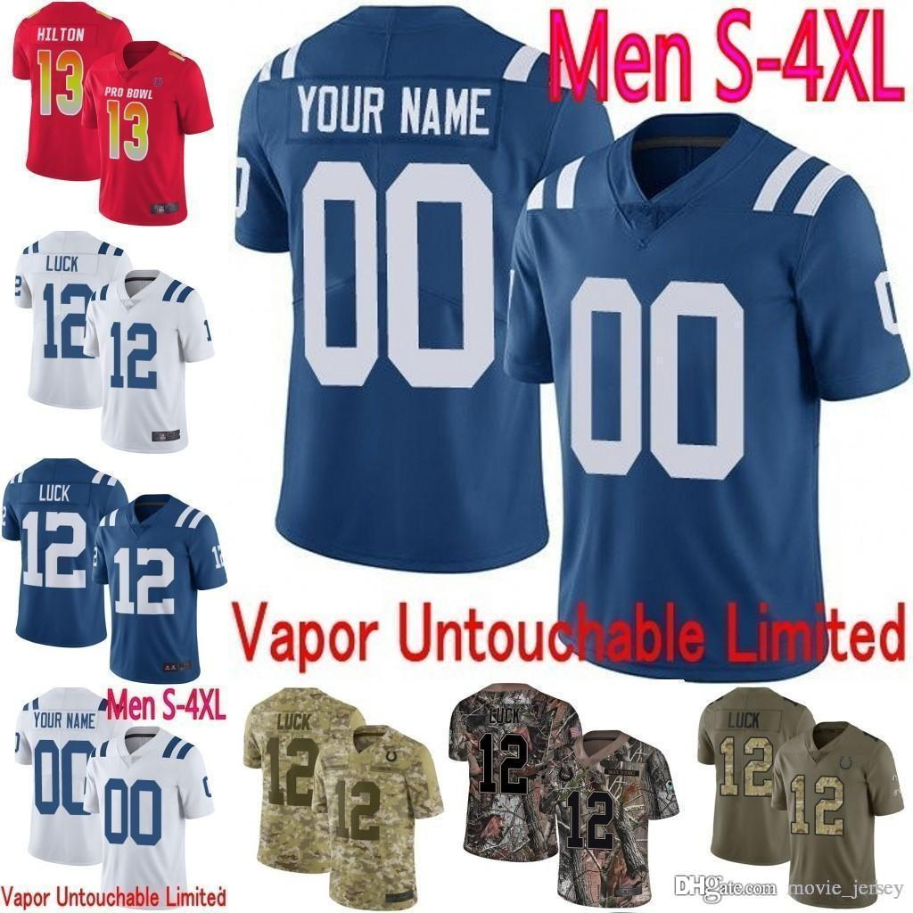Custom Men Youth Women Indianapolis Darius Leonard Andrew Luck T.Y. Hilton  18 Peyton Manning Colts Camo Realtree Elite Limited Jersey Online with ... 23bf378b6