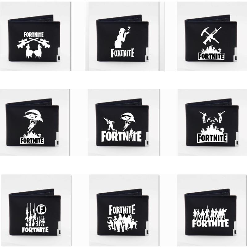 2019 2019 New Hot Game Fortnite Cosplay Card Holder Coin Pocket