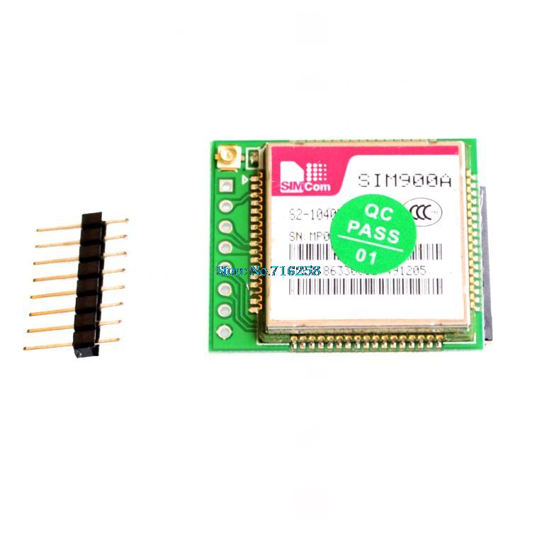 mini GPRS GSM module SIM900A Wireless Extension Module Board Antenna Tested  Worldwide Store for SIM800L A6 A7 SIM800C