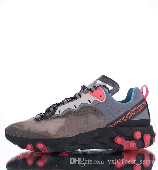 React Upcoming Sports 2018 For Arrival 87 Shoes New Element Running lTJ3FK1c