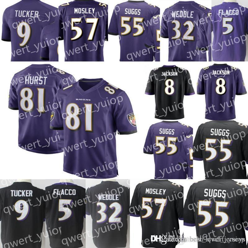 feaa48d0073 81 Hayden Hurst 8 Lamar Jackson Baltimore Raven 9 Justin Tucker 32 ...