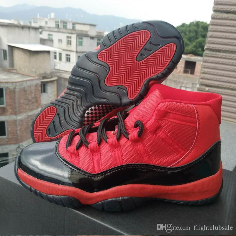 c876a4ce16b With Box New 11s Concord 45 Platinum Tint Gym Red Midnight Navy Bred ...