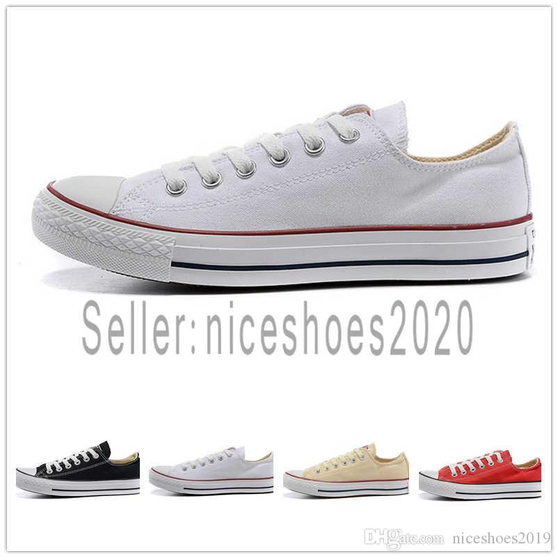 52a5cbca Compre Vans 2019 70s Alta Calidad 2019 Lona Década De 1970 Estrella De Buey Zapatos  De Diseñador De Lujo Plataforma Para Mujer Para Hombre Deportes ...