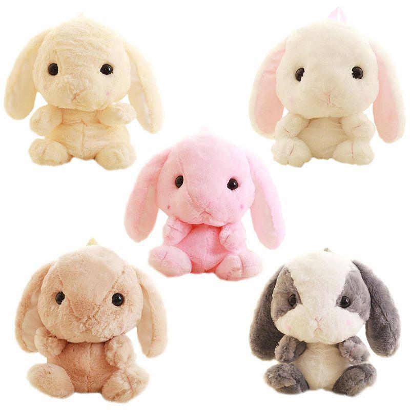 Kids Backpack Cartoon Rabbit School Travel Bag Cute Stuffed Plush Toy  Birthday Gift For Baby Boys Girls Jansport Backpacks School Bags From  Misix 4d60a0b3ec096