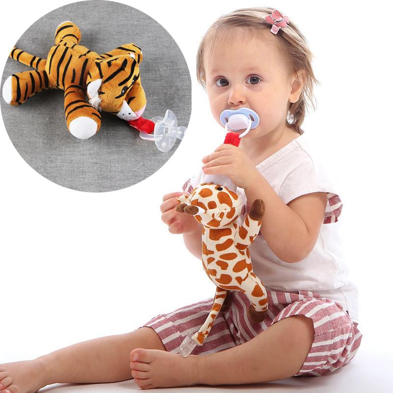 2019 Newborn Baby Pacifier Silicone Nipple Soother Toy Baby Boy Girl