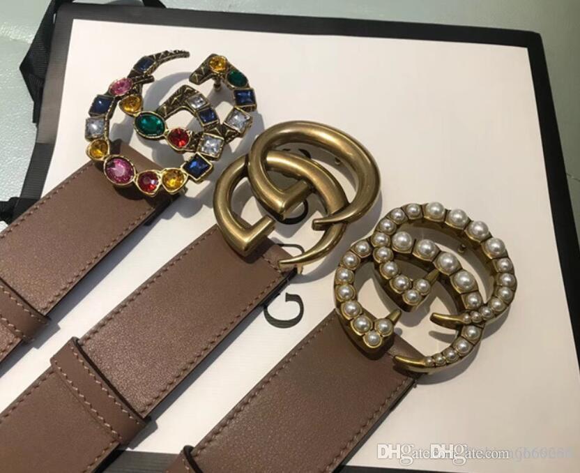 fa809ef403 Designer female bride wide bling crystal diamond waist chain belt Luxury  Bright Full Rhinestone Inlaid Women's Belt with box