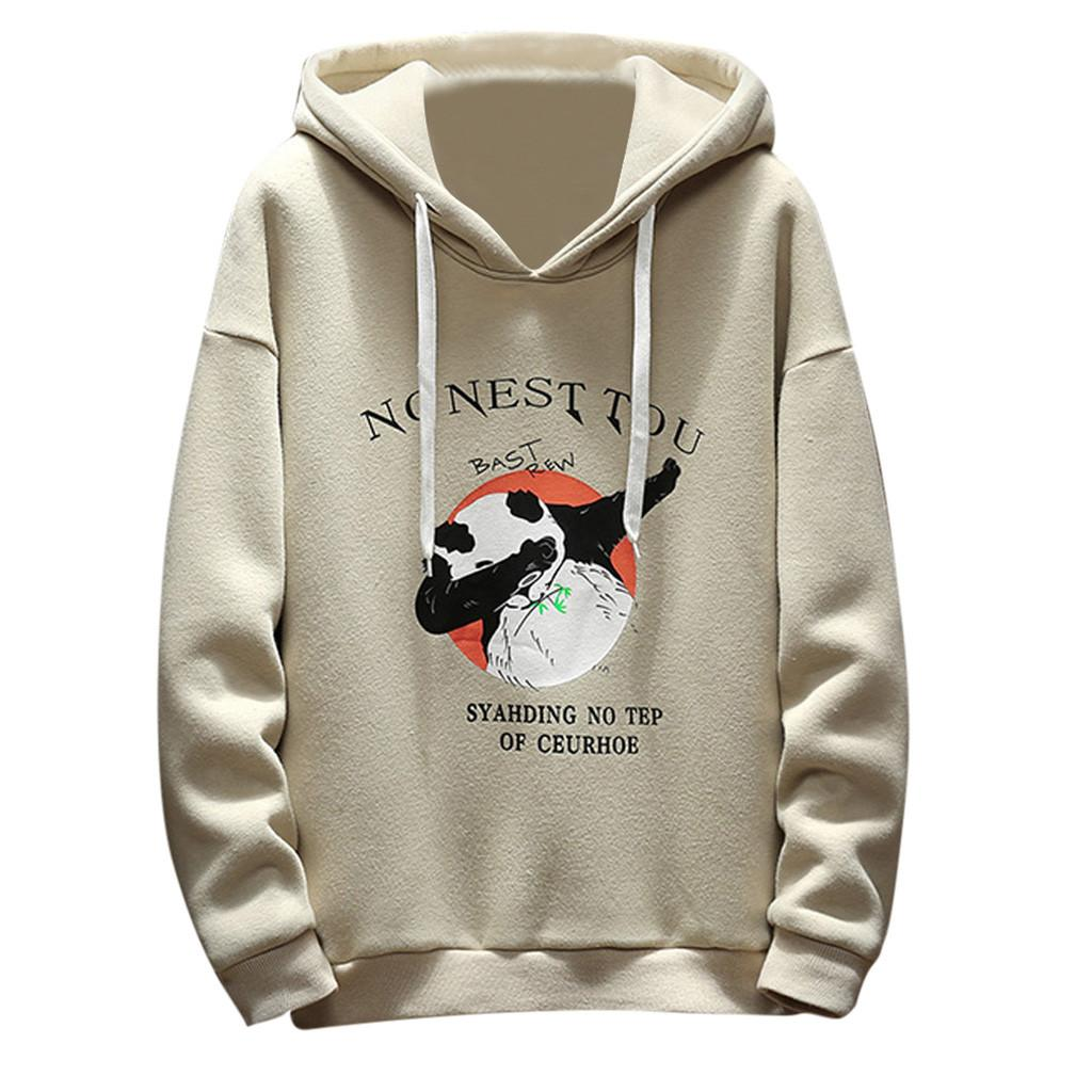 cd9621e9ae8 2019 Hot Sweatshirt Men 2019 New High Quality Fashion Design Men S  Comfortable Personal Sanitary Clothes Long Sleeved Hooded Top From Caeley