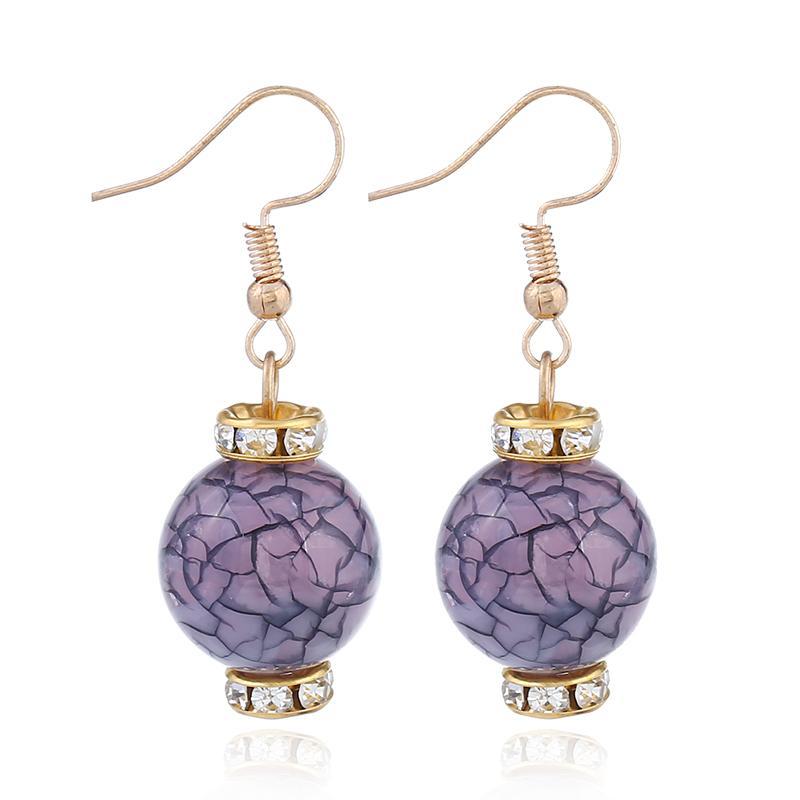 Ensembles de bijoux de luxe pour femmes géométrie pendentifs déclaration colliers boucles d'oreilles 3 couleur bijou bijoux de mode ensemble de mariage accessoires