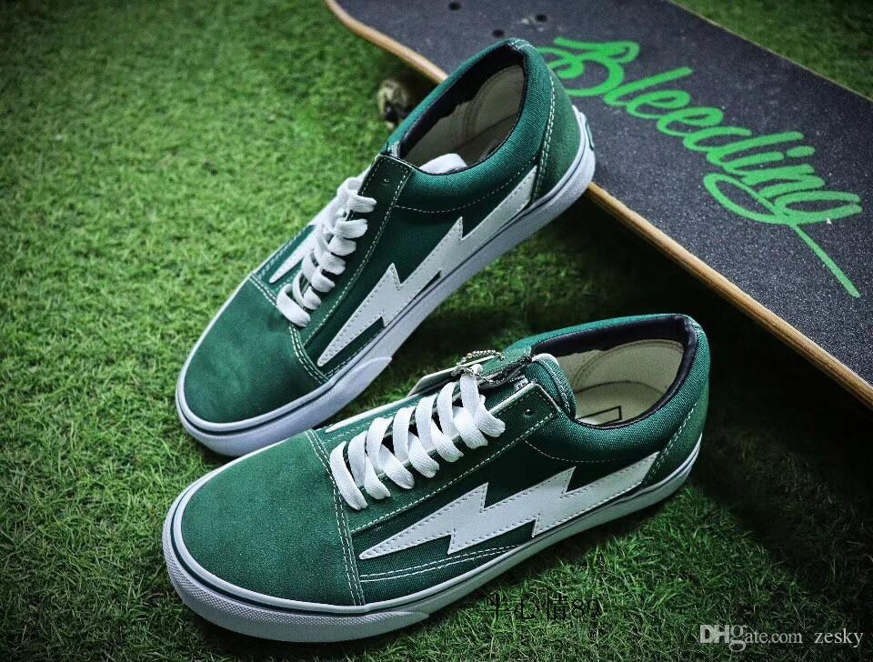 ce960441f78a Cheap 2019 New SALE Revenge X Storm Old Skool Designer Cavnas Sneakers  Womens Men Low Fashion Current Skateboard Casual Shoes Zesky