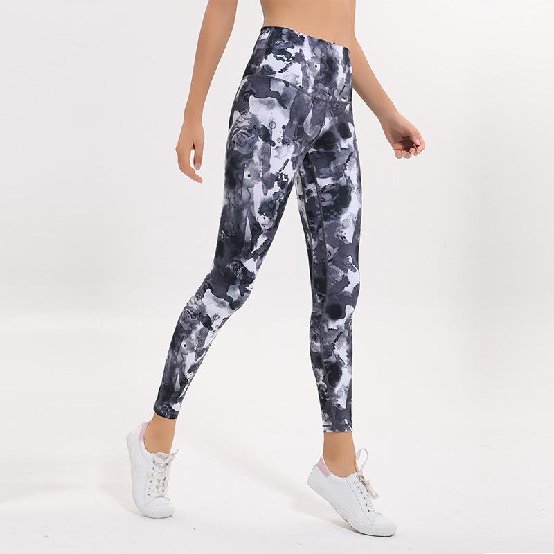 2f1a8924e9fafe 2019 Nwt Women Tights High Waist Tummy Control Workout Running Pants 4 Way  Stretch Yoga Leggings With Hidden Pocket C19041702 From Xiao0002, $34.0 |  DHgate.