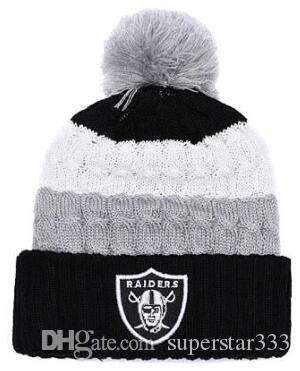 2019 Winter Oakland Beanie Hats Men Women Knitted Beanie Wool Hat Man Sport  Knit Hat Bonnet Beanies Warm Baseball Cap 02 Burgundy Tie Silk Tie From ... 6d1272f2671