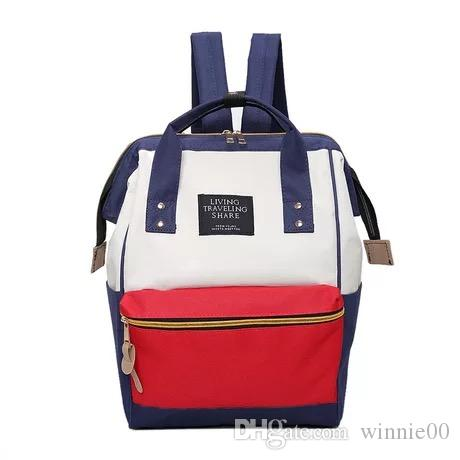 c75e47e144 Canvas School Bags Colors Girls Hiking Backpack Wholesale Plain Bag Sport  Backpack Plain Backpack Blank Backpack Canvas Backpack Online with   19.61 Piece on ...