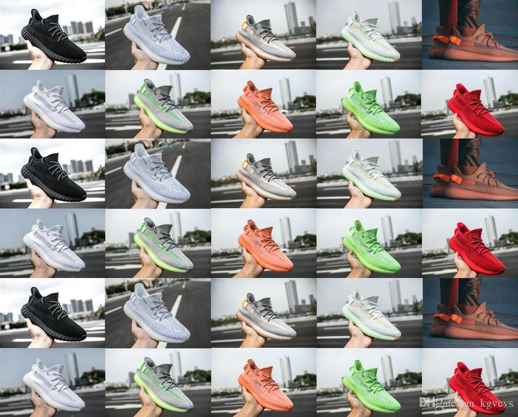 Adidas Yeezy Boost 350 V2 Real Boost Running Shoes
