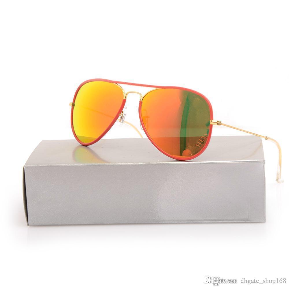 cb5fc07c8fae High Quality JM Brand Mens Sun Glasses Pilot Womans Sunglasses JM Unisex  Glasses Brand Designer Sunglasses Glasses With Original Cases Boxs Electric  ...