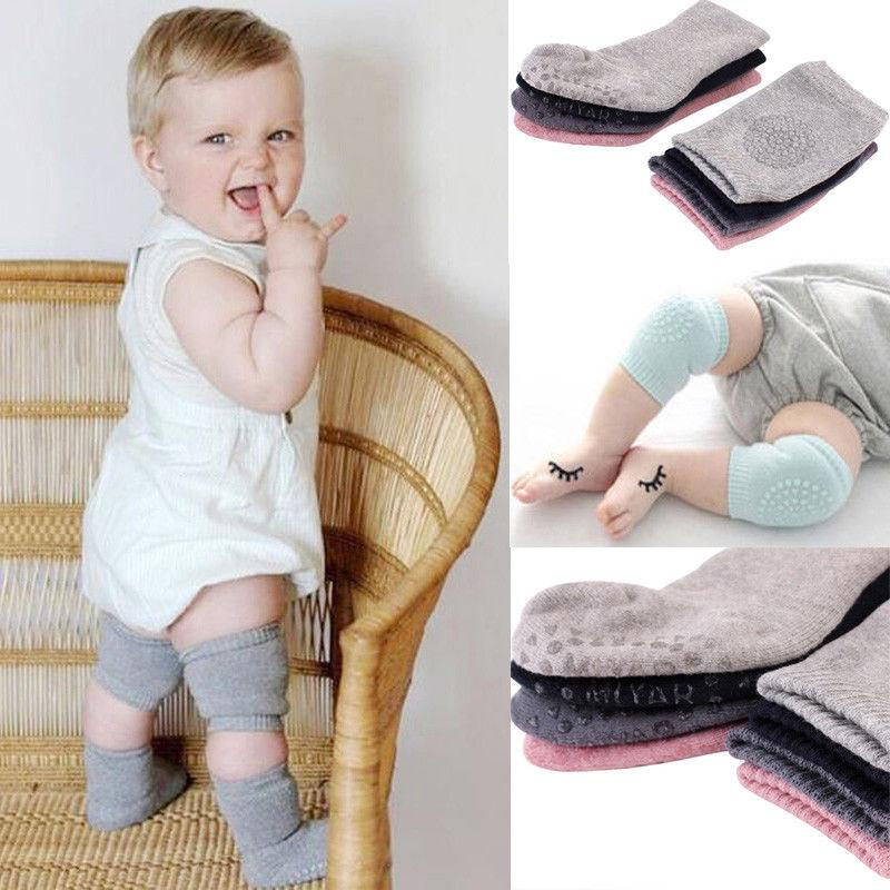 Other Baby Safety & Health Baby United Baby Crawling Knee Pads Set Of 5
