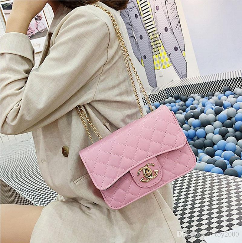 Bolsas para crianças Meninas Bolsas de Grife Cross-body Bags Coreano Crianças Meninas Sacos de Ombro Crianças Mini Sacos de Doces Presentes de Natal Carteiras