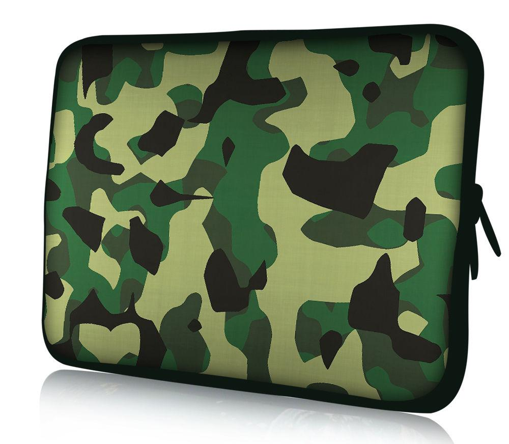 buy popular 6c5a8 03ab1 Camouflage Laptop Sleeve Case For Macbook Laptop AIR PRO Retina 11 ,12 ,13  ,14 15 15.6 inch, Notebook Bag 14 , 13.3 ,15.4