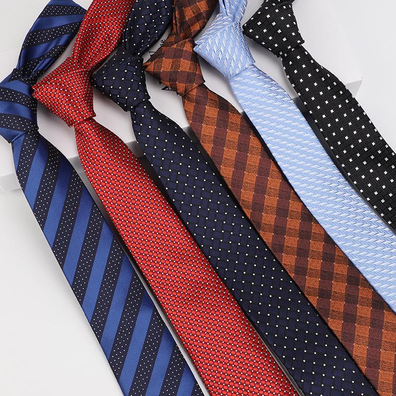 f678715c3f07 Acquista Cravatte Di Moda Di Trasporto Libero Gli Uomini All ingrosso E Al  Dettaglio Classico Cravatta Coreana Della Cravatta Degli Uomini Di Colore  ...