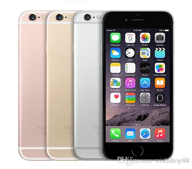 6cae9aee032 Modelos Celulares Teléfono Original Apple IPhone 6S / 6S Plus IOS Dual Core  2GB RAM 16/64 / 128GB ROM 12.0MP Huella Digital 4G LTE Smartphone Teléfono  ...
