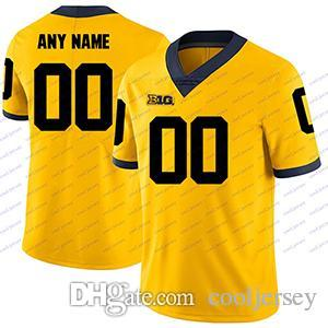 2019 NCAA Michigan Wolverines  2 Charles Woodson 3 Rashan Gary 21 Desmond  Howard White Navy College Football Jerseys From Cooljersey 16dc33f39