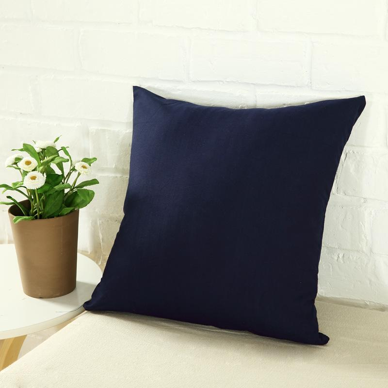candy colorful cushion cover simple solid color throw pillow case rh dhgate com