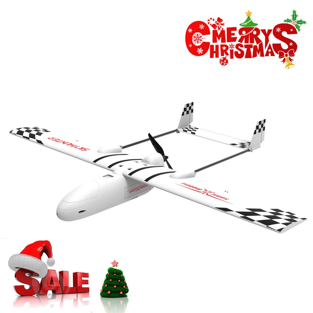 Sonicmodell Skyhunter 1800mm Wingspan EPO Long Range FPV UAV Platform RC  Airplane KIT