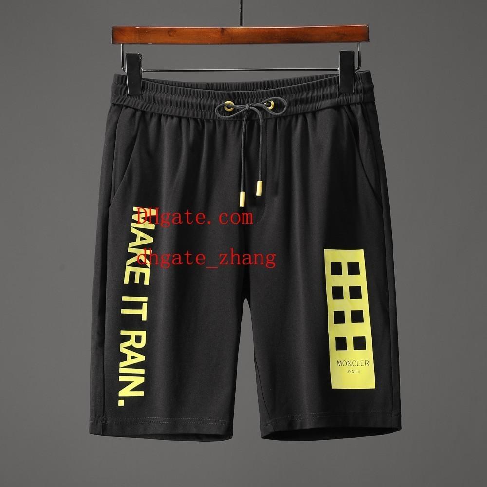 021404aee Compre Homens Moda Shorts Soltos Homens Calças De Algodão Masculina Casual  Impressão Amarela Carta Curta De Dhgate_zhang, $45.69 | Pt.Dhgate.Com