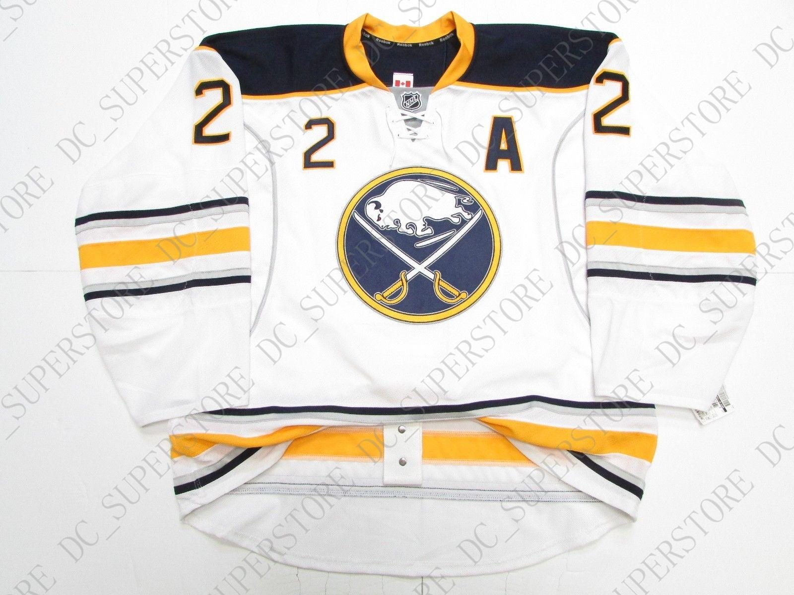 2019 Cheap Custom HORTON 2 BUFFALO SABRES JERSEY Stitch Add Any Number Any  Name Mens Hockey Jersey XS 5XL From Dc superstore db39bbbde82