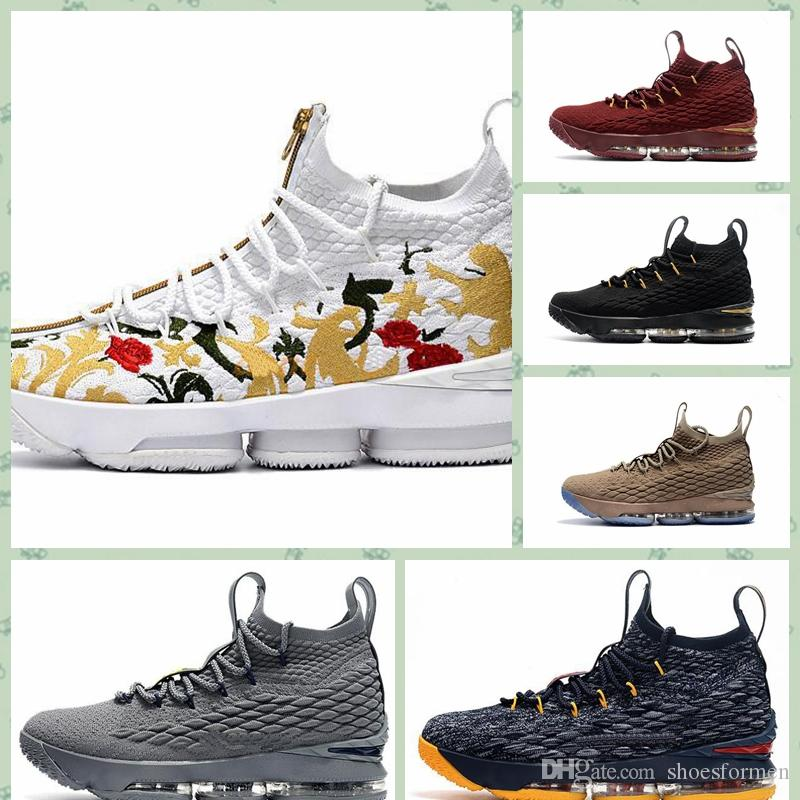 free shipping 0b33a 25514 L015HB 2019 hot sale outdoor sports shoes 15 men Lebron James casual shoes  brand men s 40-46 Waffle Hollywood Designer Shoes trainers