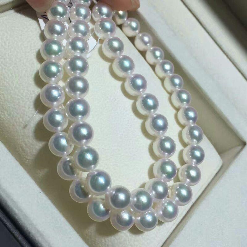 d7f6aaa0bc8e Compre Collares De Perlas Naturales Desde Japón Envío Gratis Moda A   10049.25 Del Zhang186