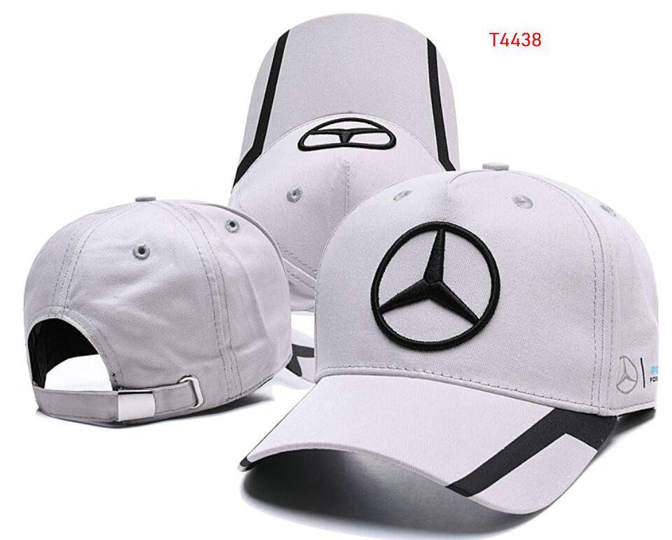 2019 2019 New Sale Mercedes Benz Bone Gorras Snapback Hat F1 Champion  Racing Sports AMG Automobile Trucker Men Hat Adjustable Golf Cap Sun Hat 10  From ... ba7ccd3833b8