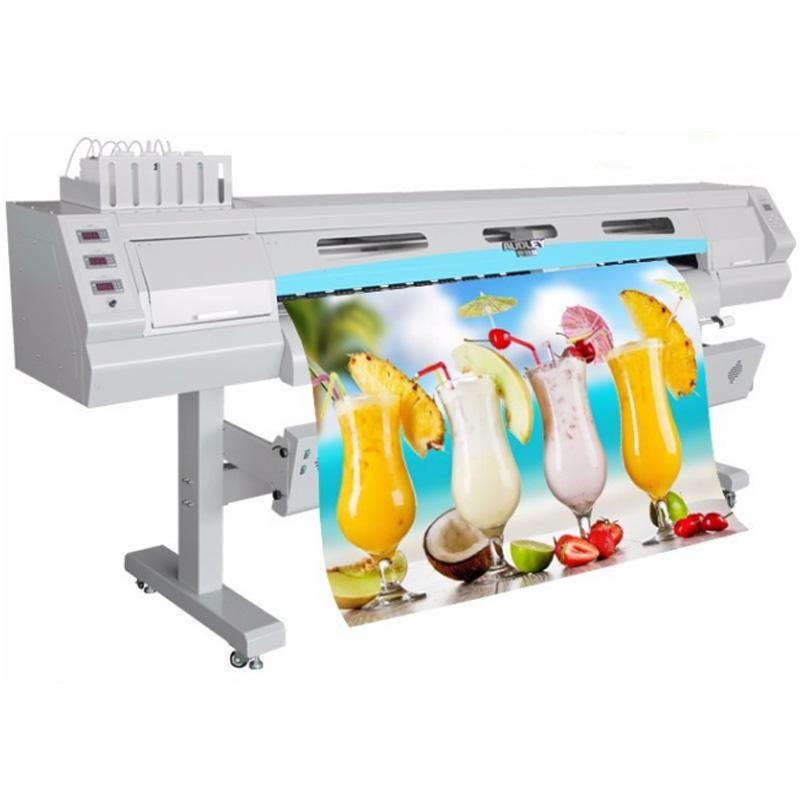 Widely commercial use sublimation printer machine with 1440dpi
