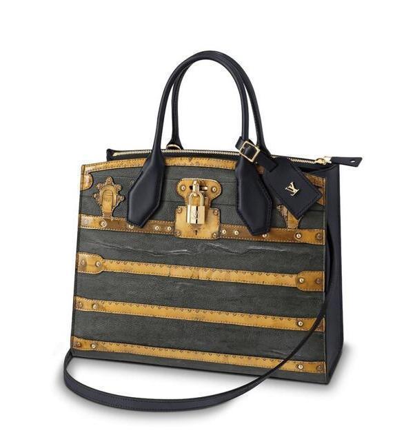 4063f1ca91eb 2019 CITY STEAMER MM M52261 2018 NEW WOMEN FASHION SHOWS SHOULDER BAGS  TOTES HANDBAGS TOP HANDLES CROSS BODY MESSENGER BAGS Messenger Bags For  Women Leather ...