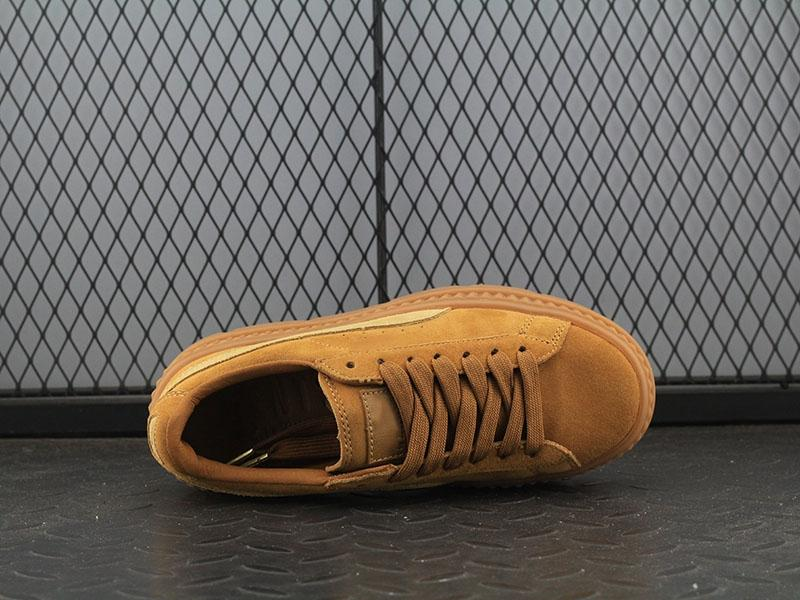 new style 3432c f1c8e Top Rihanna x Fenty Cleated Creeper 2019 women s Fenty Creeper By Rihanna  Shoes casual Shoes