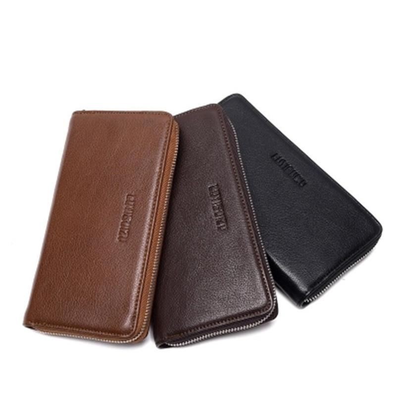 1 Activity Gift, Gift, Distribution Wallet, Wholesale and Retail of Long  Men's Wallet in Hand