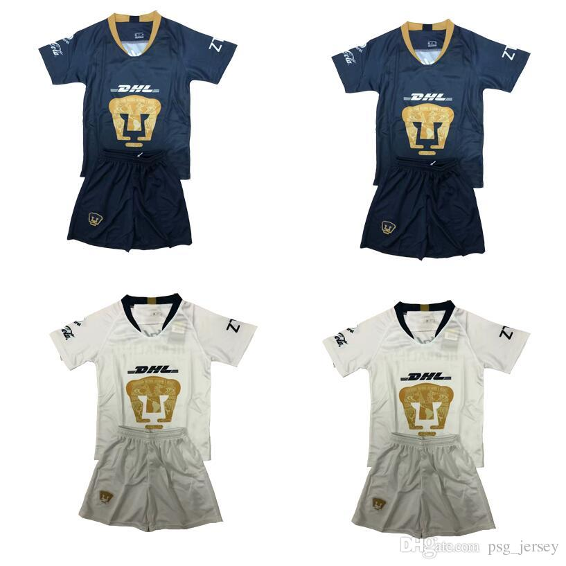 sale retailer 60e3c 2705c New 2019 Club America KIDS Home Soccer Jerseys 19/20 MEXICO Club America  Tigres UNAM 2020 LIGA MX Cruz Azul Football Shirts