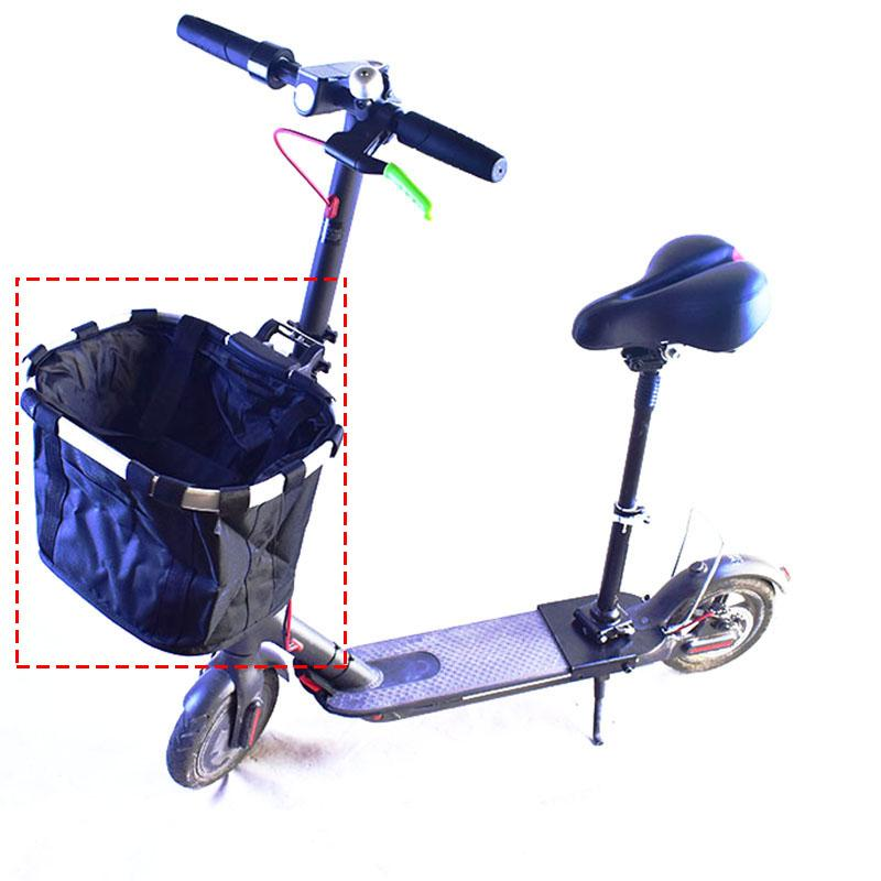 Xiaomi M365 Electric Scooter Accessories Front Frame For Xiaomi Bike Frame  Canvas Folding Scooter Frame
