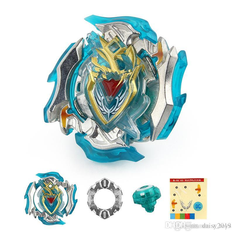 B111-03 Beyblade Bursts Bey Blade Toy Sale Without Launcher and Box Toupie Bayblade Arena Metal Fusion Spinning Top Toys