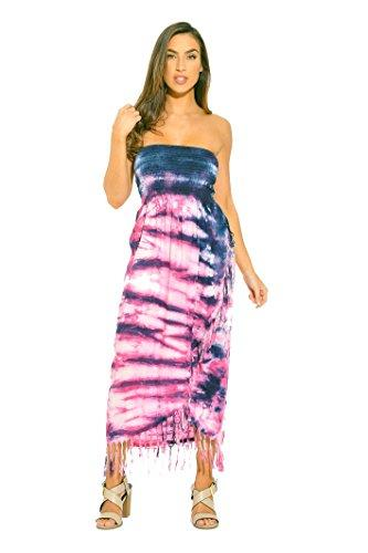 64f8e4c6433 Riviera Sun Tie Dye Smock Chest Sundresses For Women Summer Dresses For  Women Unique Dresses From Sugarlive