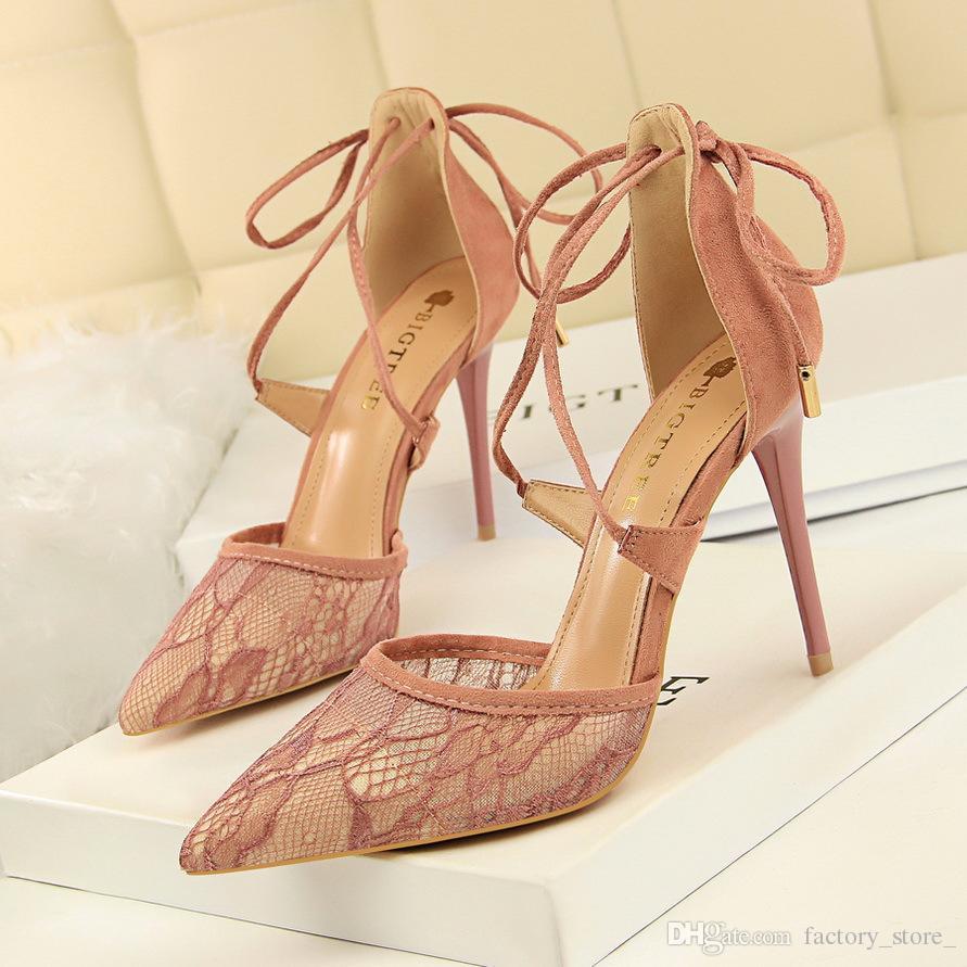 add44f8aaa gladiator sandals women fetish high heels luxury shoes women designers  women high heels sexy shoes lace up heels stiletto wedding shoes shoe
