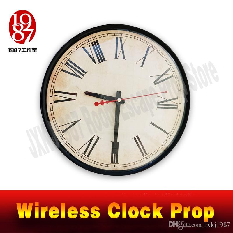Compre El Reloj De Escape De La Sala Prop Jxkj1987 El Reloj