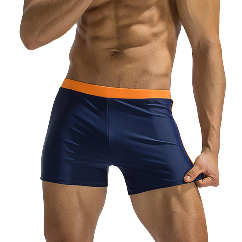ff2d7ae329420 Hot Swimwear Men Breathable Men's Swimsuits Swim Trunks Boxer Briefs ...