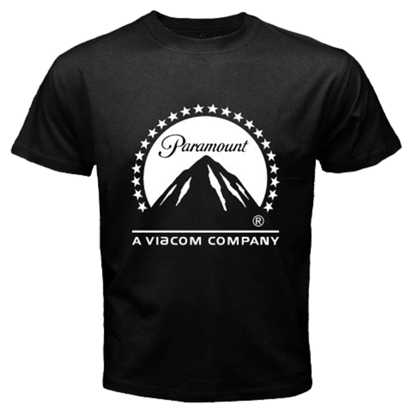 новые Paramount Pictures Studios производство фильмов мужская футболка