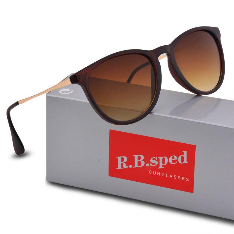 fe2465ae4d 2019 Summer Fashion Sunglasses Women Men Brand Designer TR90 Frame Cat Eye  Sun Glasses Uv400 Goggles Oculos De Sol Feminino With Brown Case Wholesale  ...